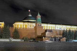Lenin's Mausoleum at Night  (2007)